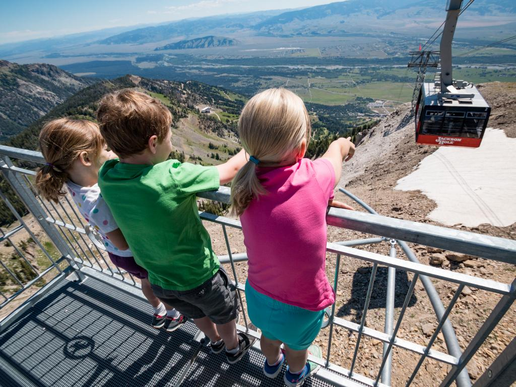 Ride the Tram - An Unforgettable Alpine Experience